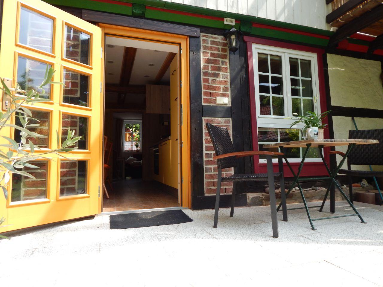Galerie – Ferienwohnung Gartentraum
